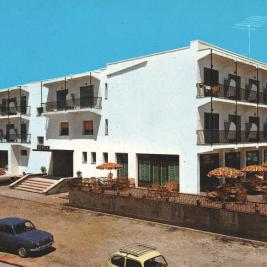 Història de l'hotel Marítim Roses Costa Brava