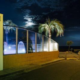 Façana i piscina Hotel Marítim Roses Costa Brava